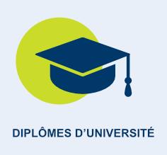 Diplomes universitaire
