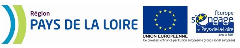 Région Pays De la Loire et Fond Social Européen
